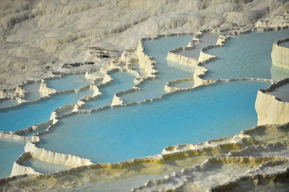 Pamukkale (Hierapolis) Thermal Pools in Turkey - Best Time