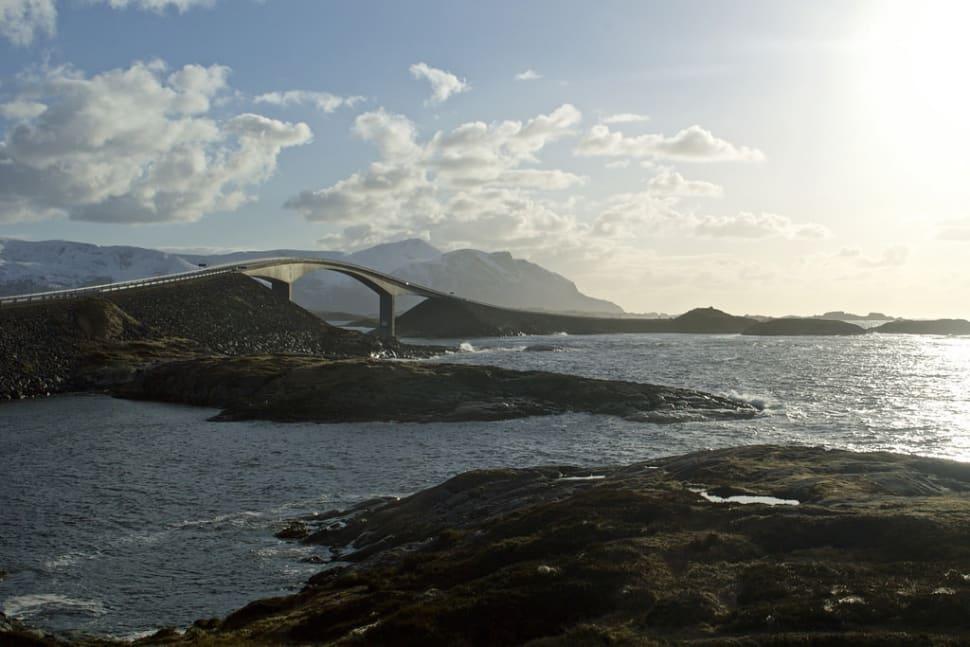 The Atlantic Ocean Road in Norway - Best Season