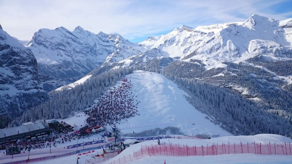 Best time for Skiing and Snowboarding in Switzerland
