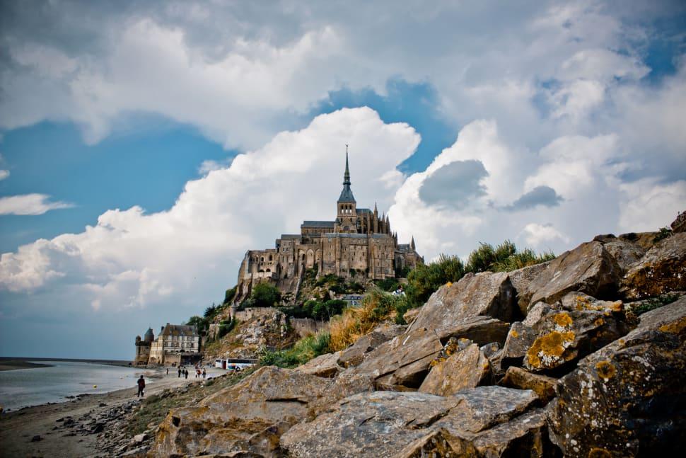 Mont Saint Michel Tide in Normandy - Best Time