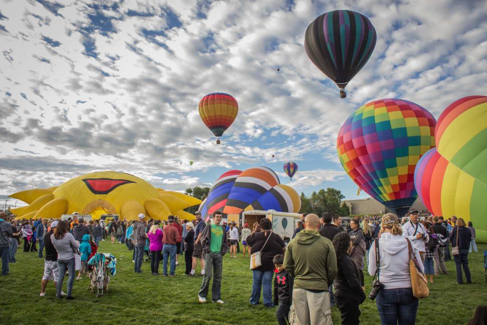 Colorado Springs Labor Day Lift Off in Colorado - Best Season