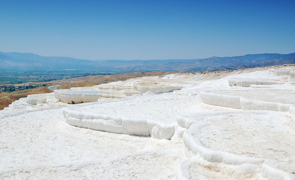 Best time for Pamukkale (Hierapolis) Thermal Pools
