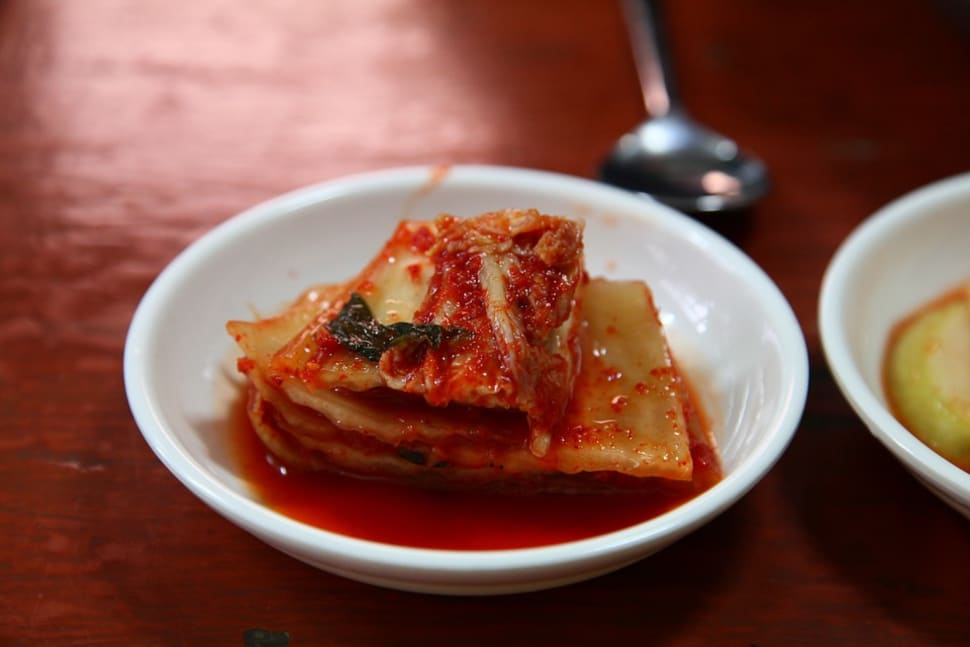 Best time for Kimchi