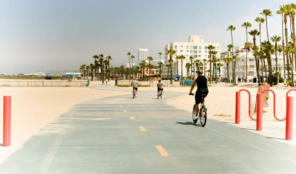 Cycling in California - Best Time