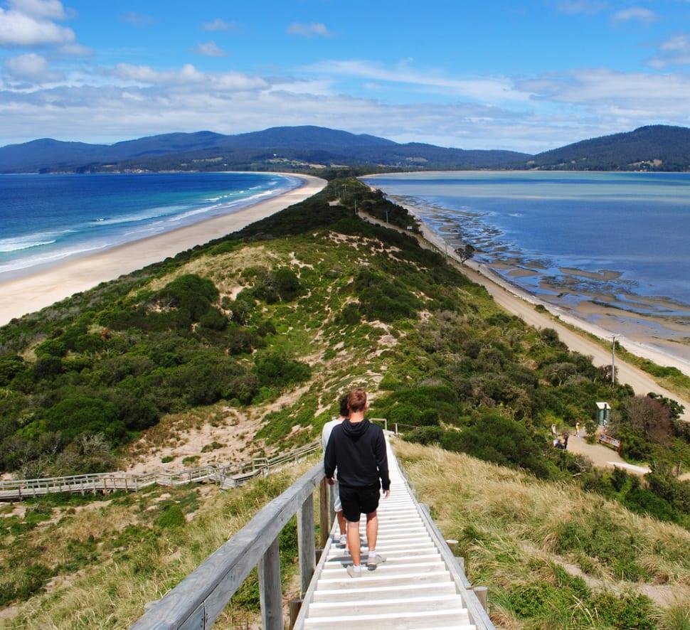 Bruny Island Neck in Tasmania - Best Season