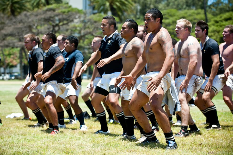 Rugby Haka in New Zealand - Best Time