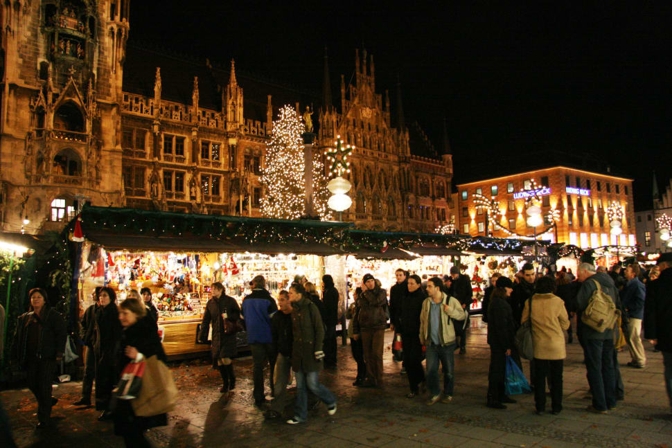 Best time for Christmas & New Year's Eve Shooting in Bavaria