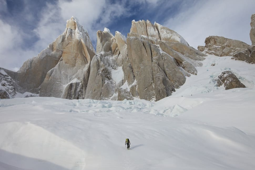 """Patagonia Climbing: """"we climbed the 3 Torres del Paine in 3 days"""""""