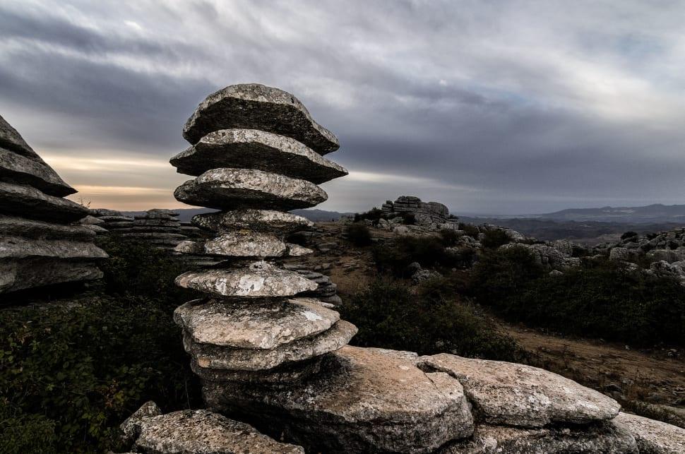 Best time for El Torcal de Antequera National Park in Spain