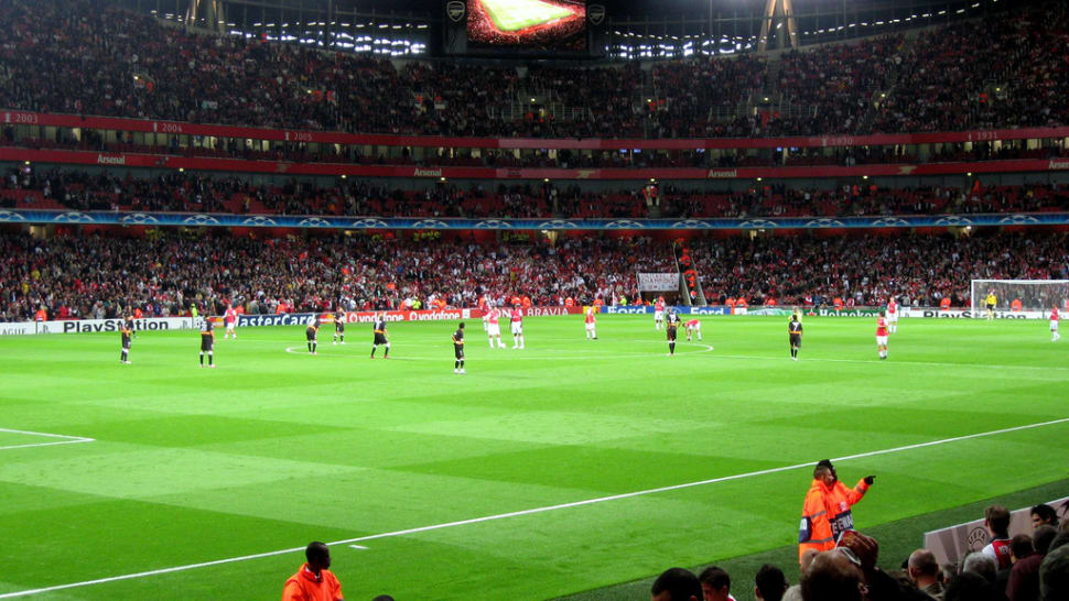 Best time for Premier League in London