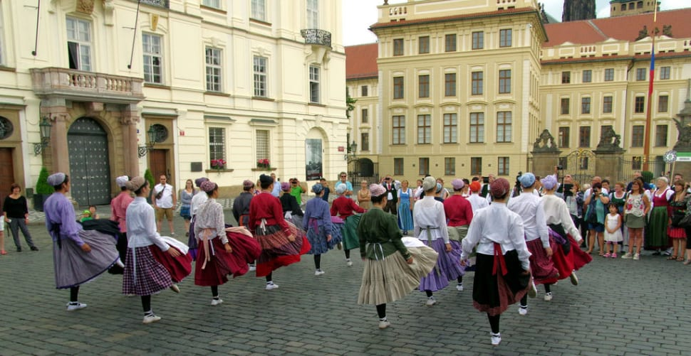 Best time to see Prague Folklore Days in Prague