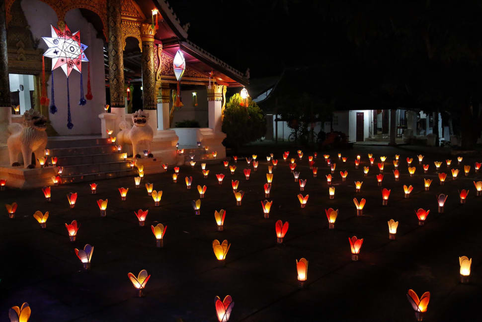 Boun Awk Phansa or the End of Buddhist Lent in Laos - Best Time