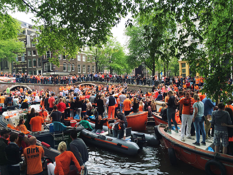 King's Day in The Netherlands - Best Season