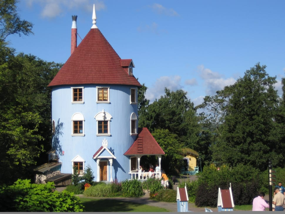 Moomin World and Moomin Place in Finland - Best Season