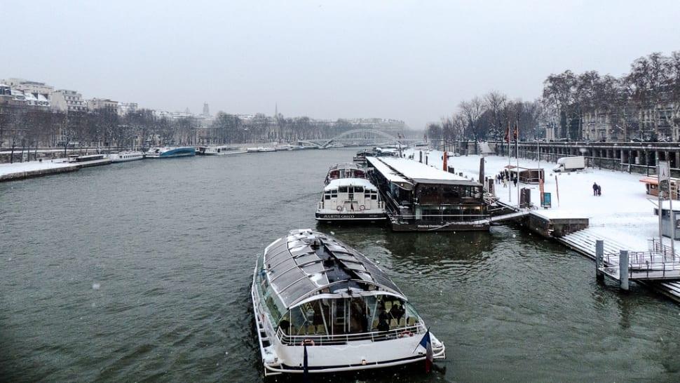 Winter in Paris - Best Season
