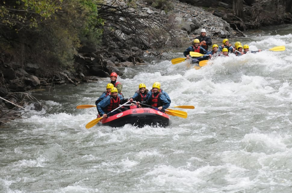 Best time for White Water Rafting in Spain