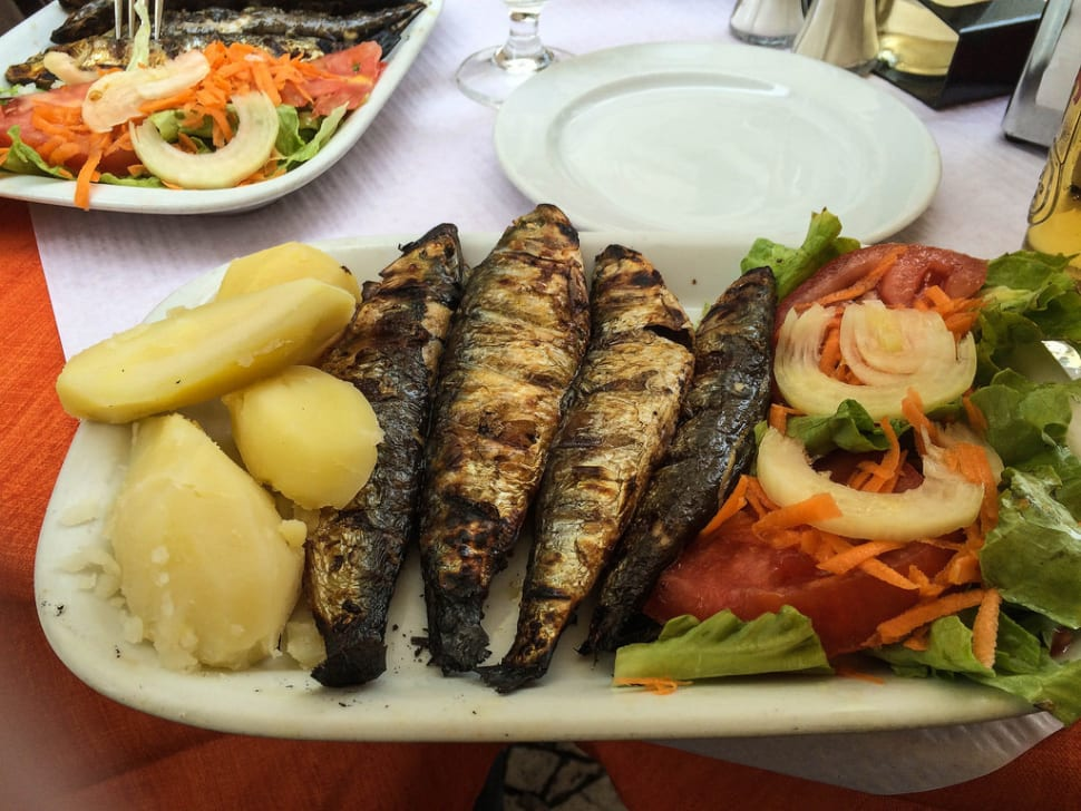 Best time for Sardines Season in Portugal