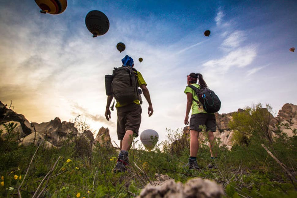 Hiking and Trekking in Cappadocia - Best Time