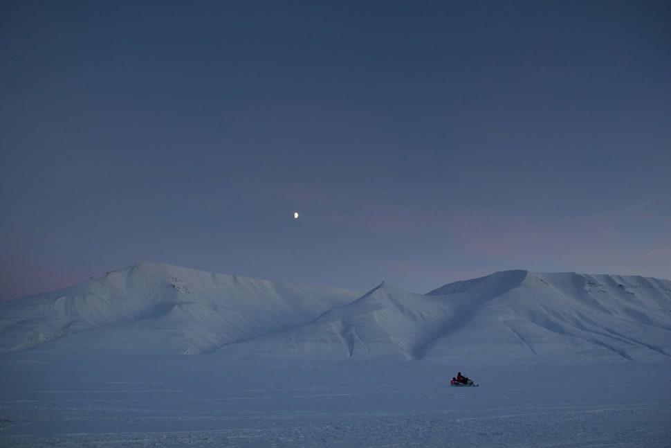 Polar Night in Svalbard - Best Season