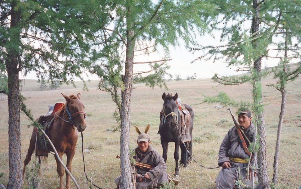 Hunting in Mongolia - Best Time