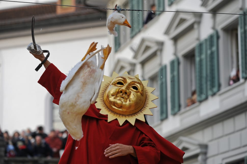 Martinstag: St. Martin Festival in Switzerland - Best Time