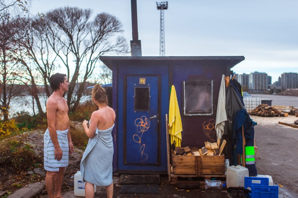 Best time for Helsinki Sauna Day in Finland