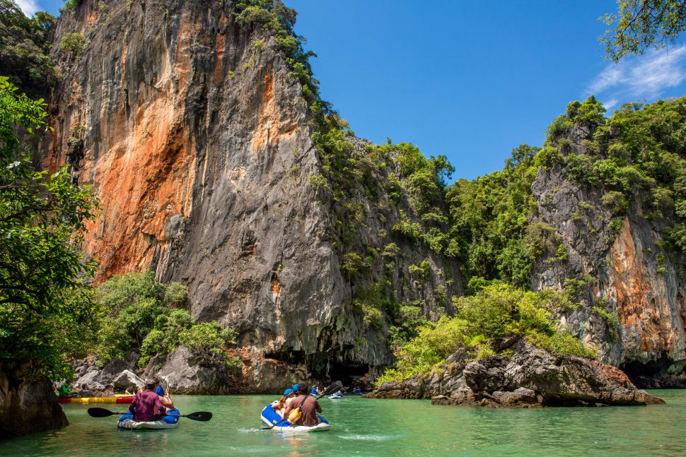 Kayaking in Phang Nga Bay in Phuket - Best Time
