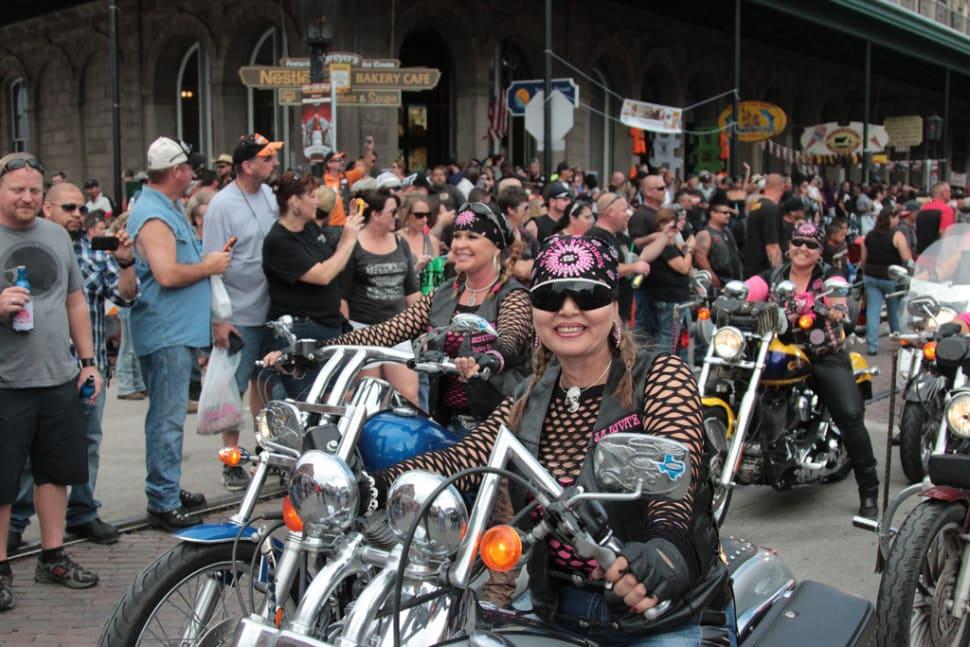 Lone Star Rally in Texas - Best Season