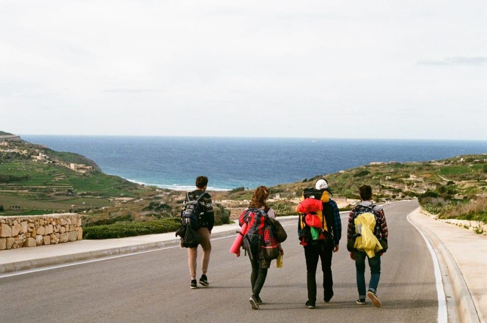 Hiking in Malta in Malta - Best Season