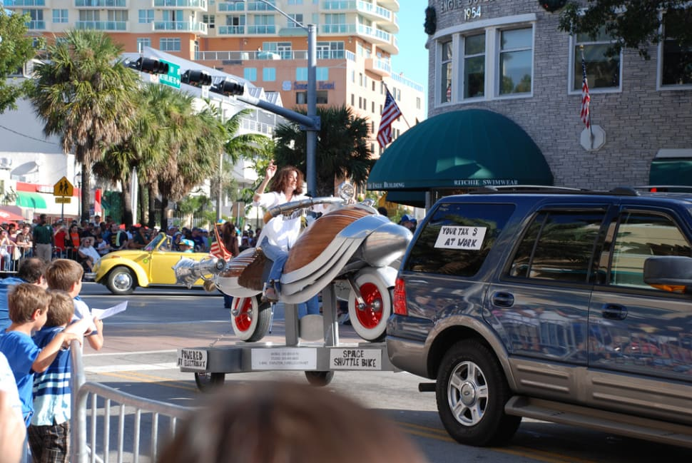 Best time for King Mango Strut in Miami