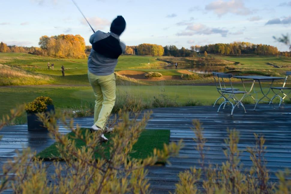 Night Golf in Sweden - Best Time