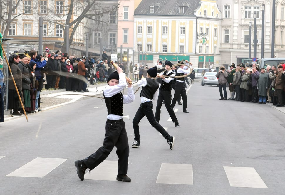 Aperschnalzen in Austria - Best Season