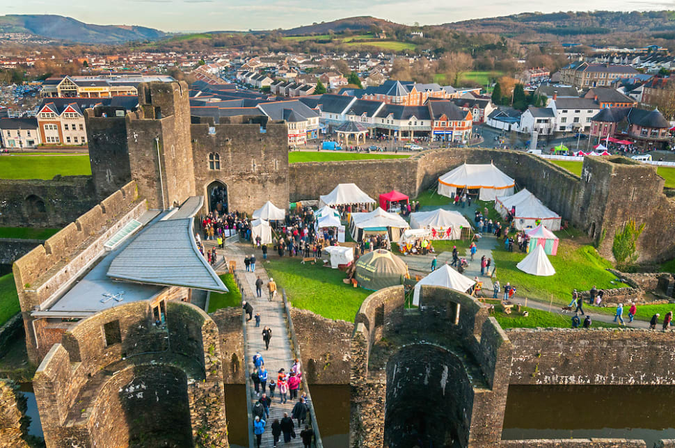 Christmas Markets or Fayres in Wales - Best Time