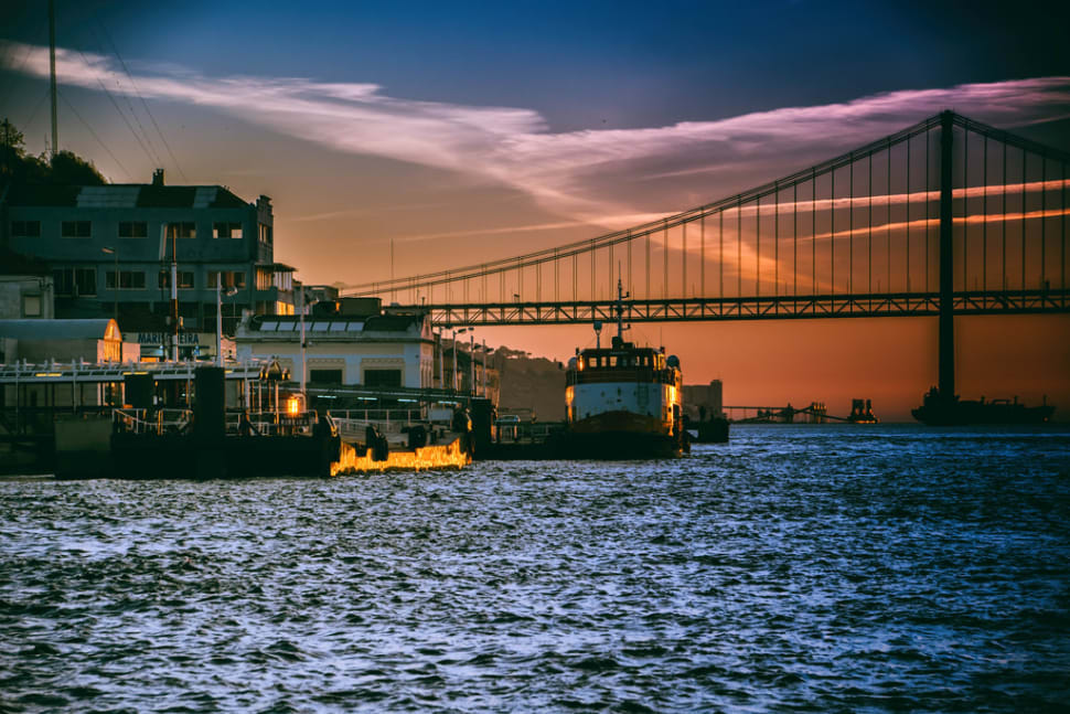 Best time to see Tagus River Sunset Cruise in Lisbon