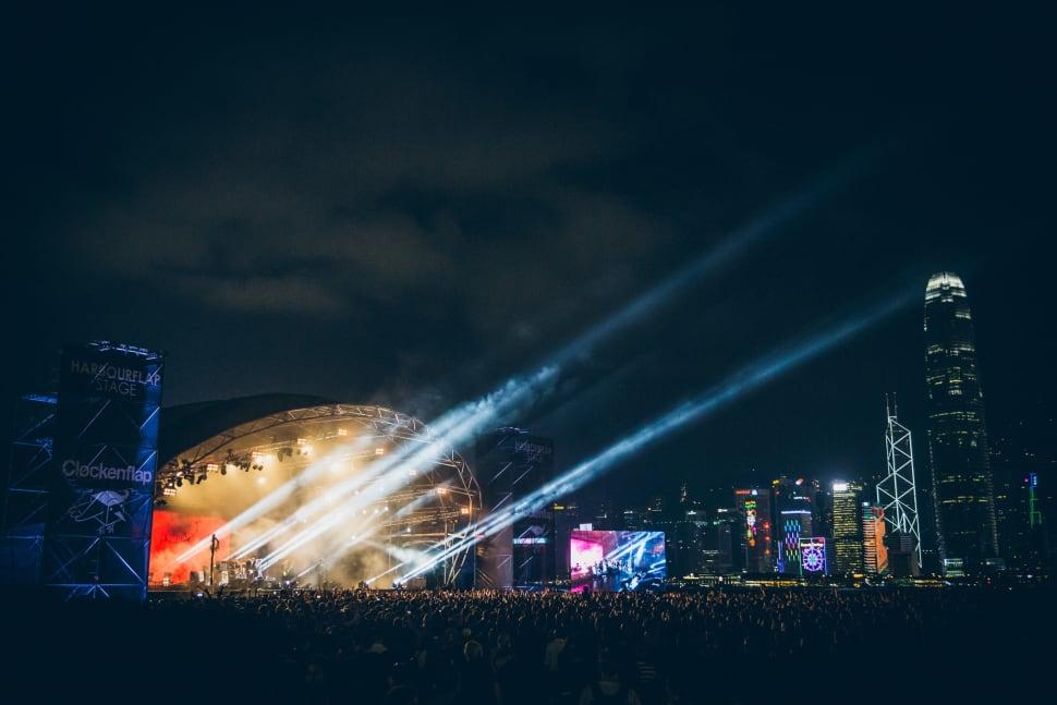 Clockenflap in Hong Kong - Best Season