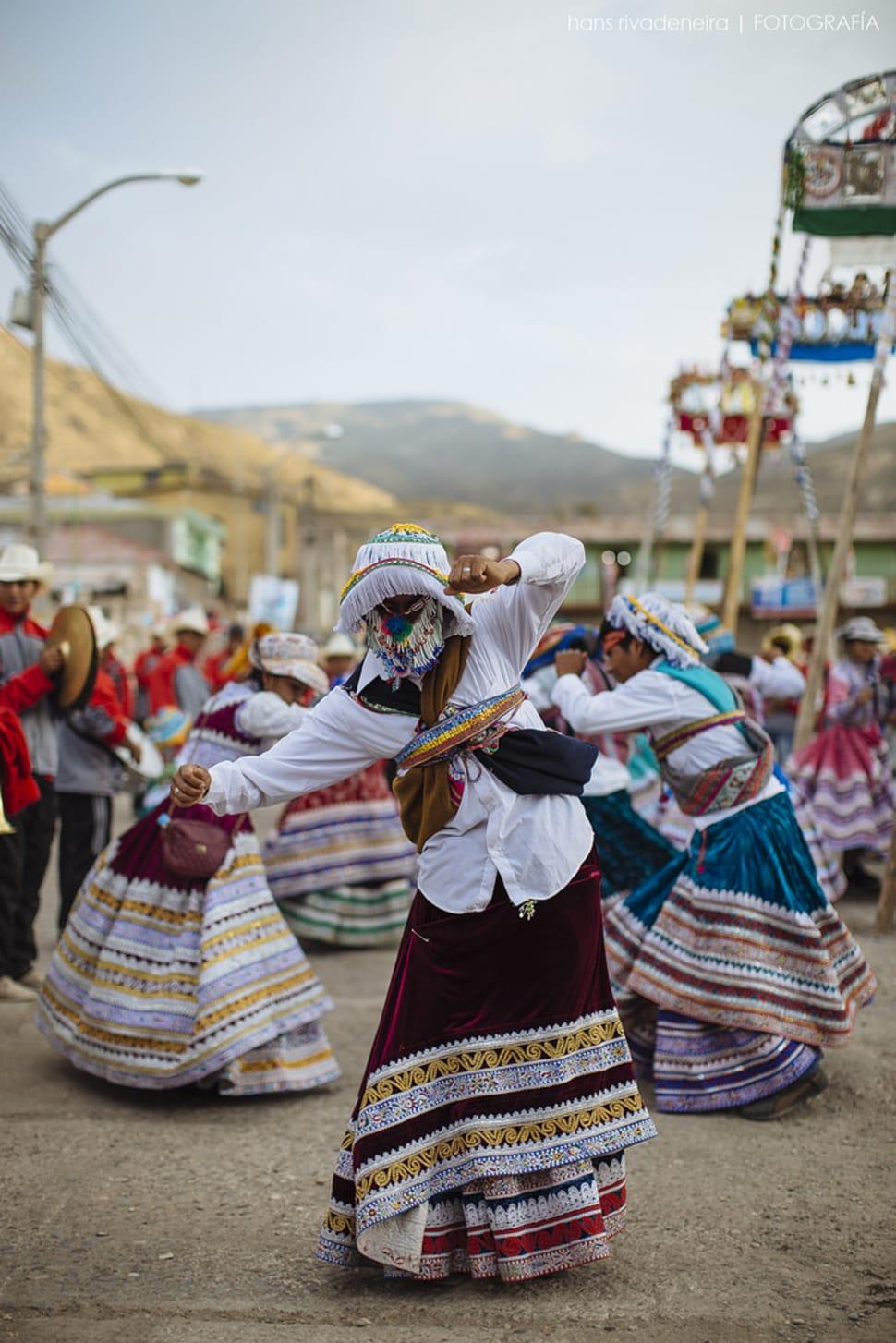 Wititi Dance in Peru - Best Season