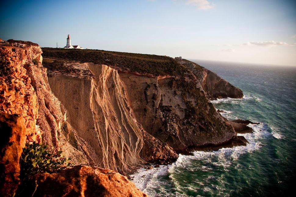 Cabo Espichel close to the Arrábida Nature Park
