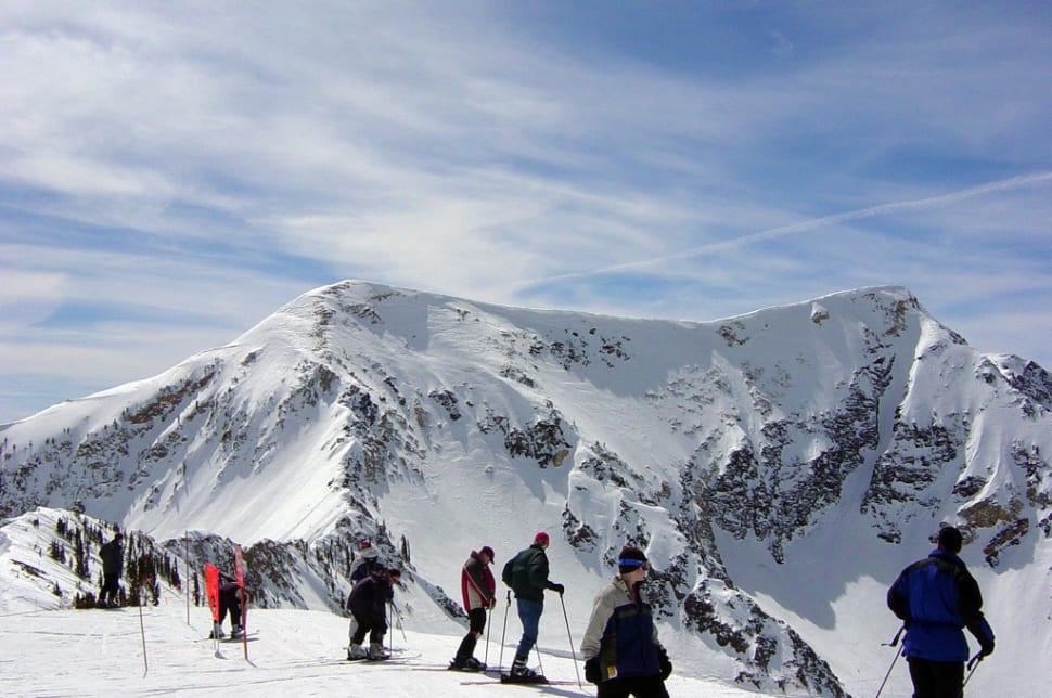 Skiing and Snowboarding in Utah - Best Season