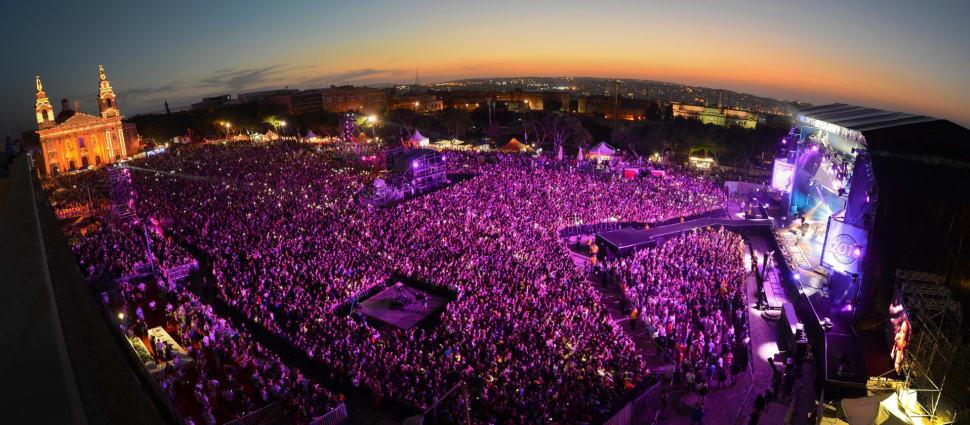 Isle of MTV Malta Music Week in Malta - Best Season