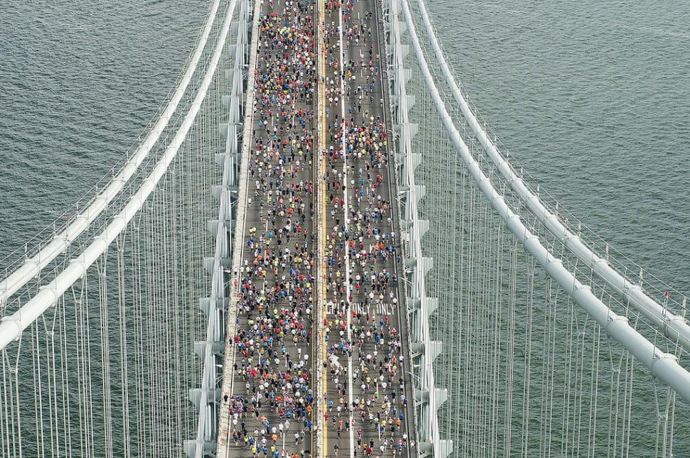 New York City Marathon in New York - Best Time