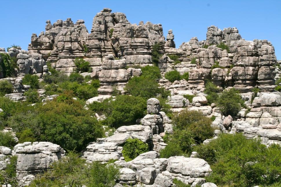 El Torcal de Antequera National Park in Spain - Best Season