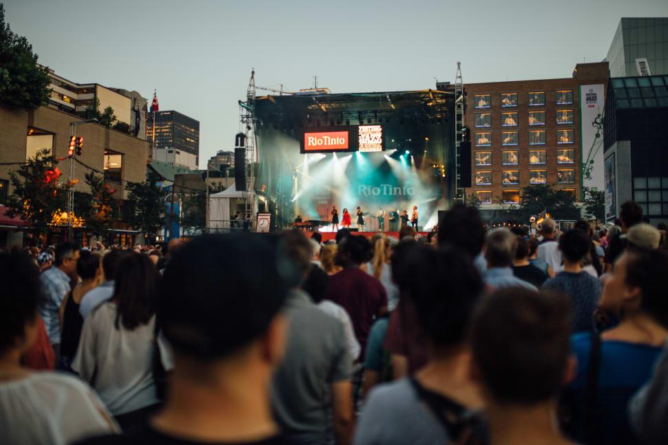 Best time to see Festival International de Jazz de Montréal