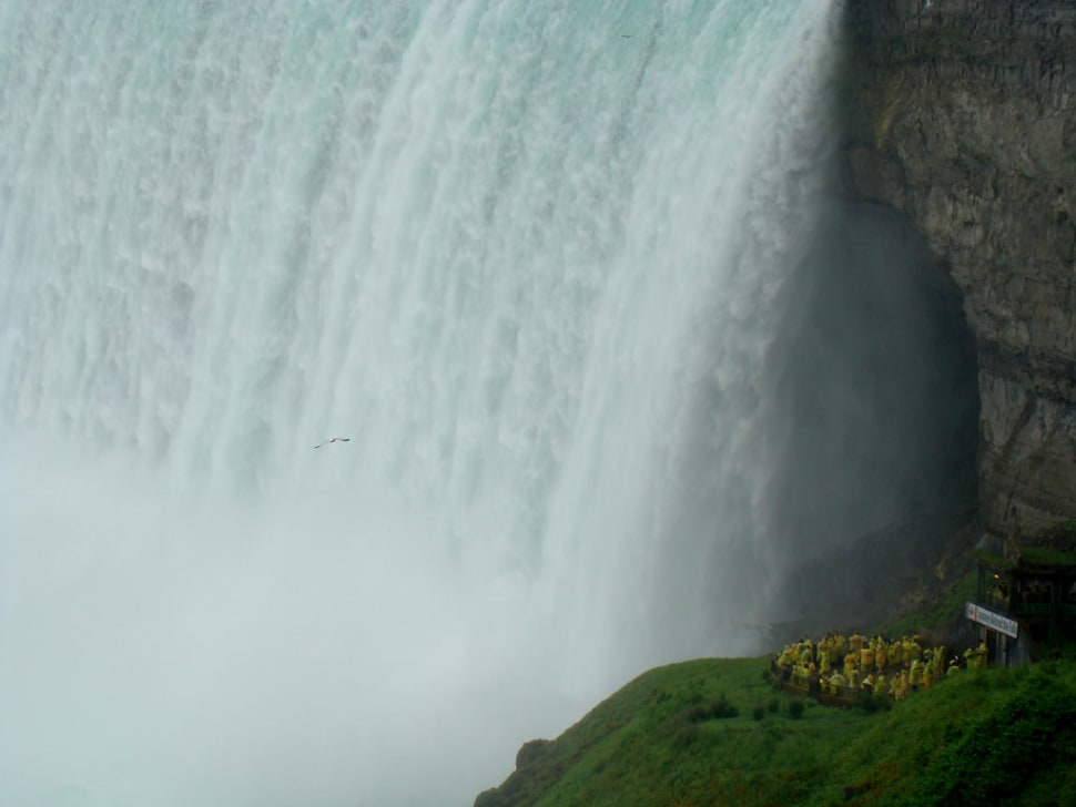 Journey Behind the Falls in Niagara Falls - Best Season