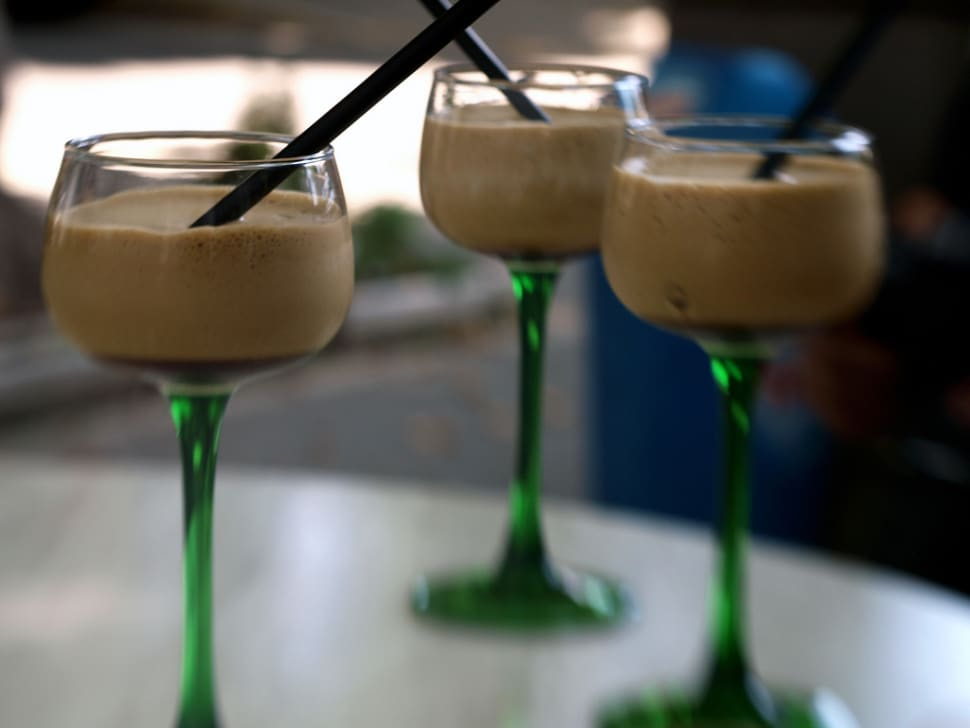 Best time for Caffè Freddo or Iced Coffee in Rome