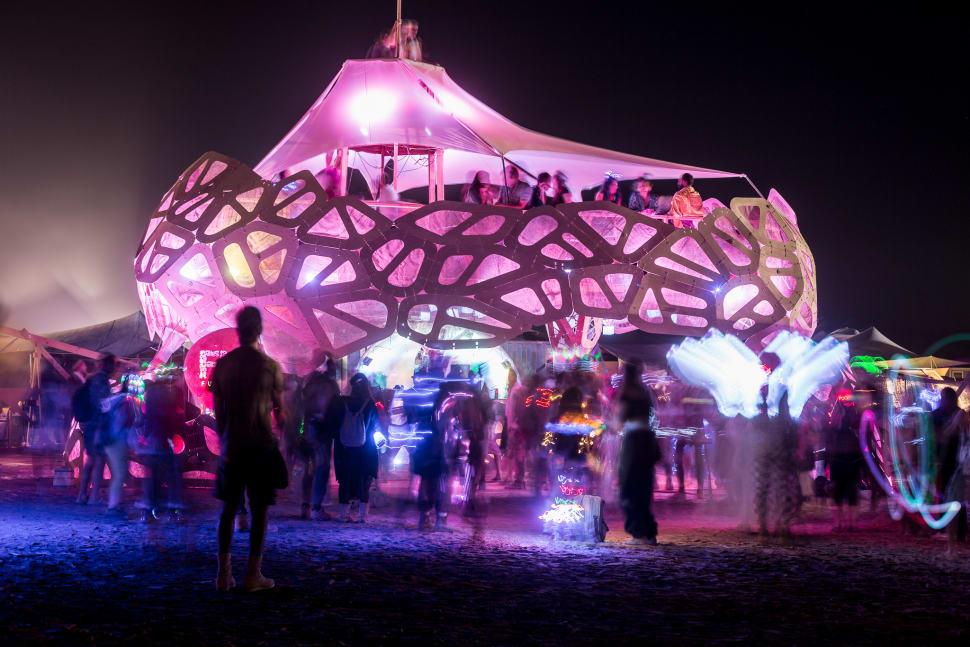 Midburn Festival in Israel - Best Season