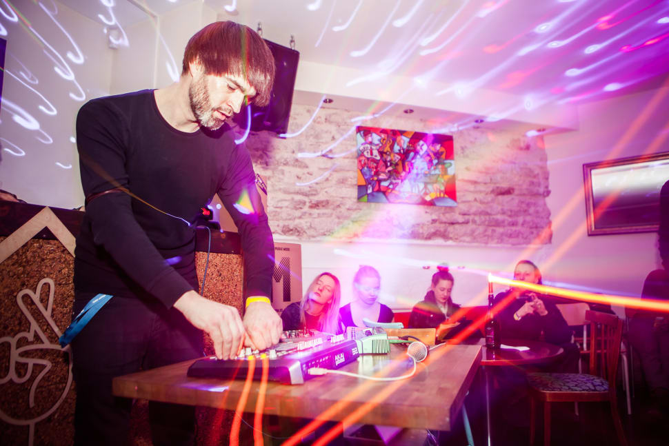 Best time for Tallinn Music Week in Estonia