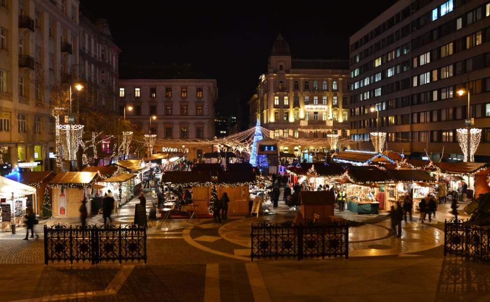 Christmas Markets in Hungary - Best Season