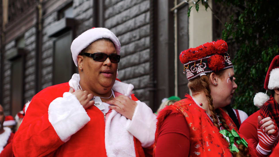 SantaCon  in Los Angeles - Best Season