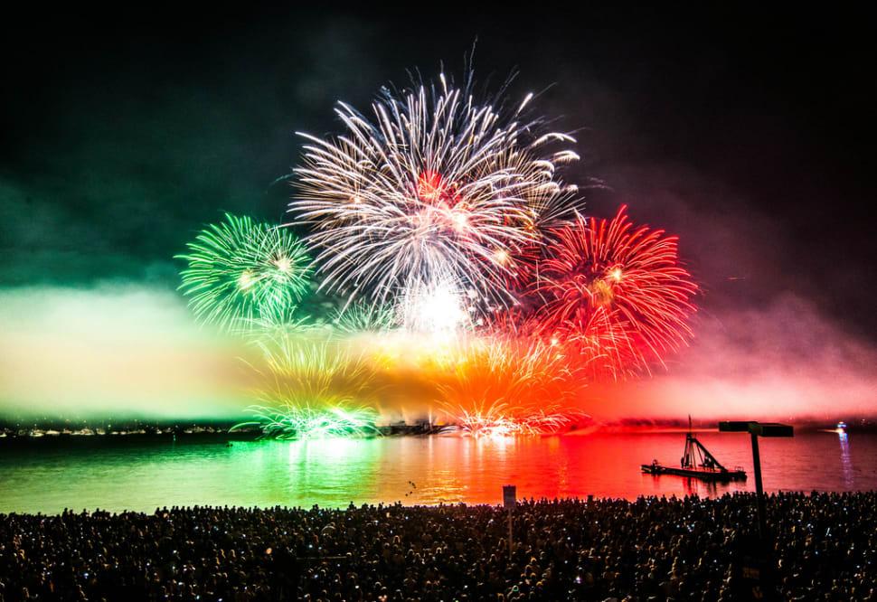 Celebration of Light in Vancouver - Best Season