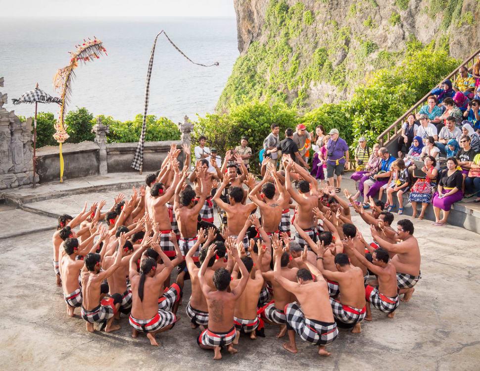 Kecak or Monkey Dance in Bali - Best Time
